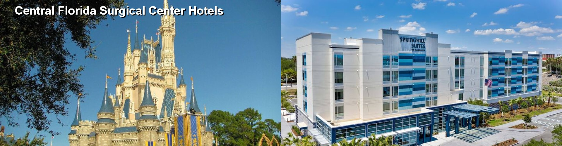 5 Best Hotels near Central Florida Surgical Center
