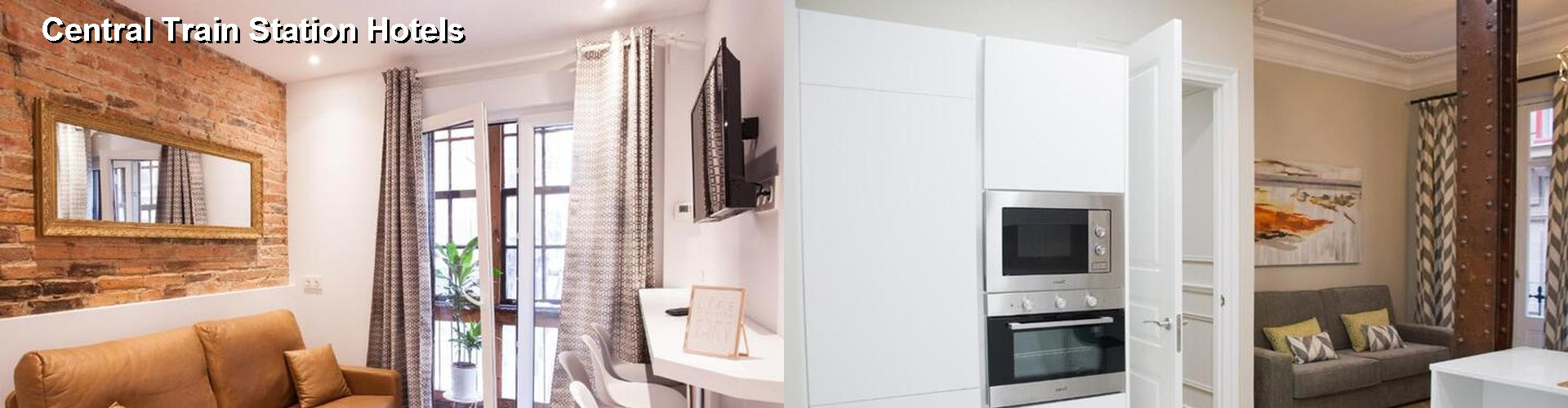 5 Best Hotels near Central Train Station