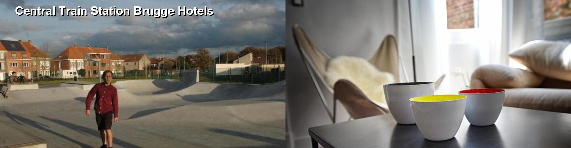 5 Best Hotels Near Central Train Station Brugge