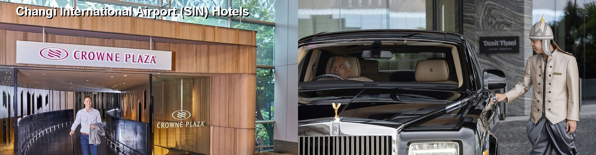 5 Best Hotels near Changi International Airport (SIN)