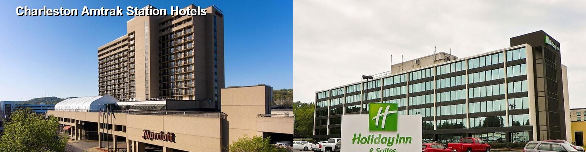 5 Best Hotels Near Charleston Amtrak Station