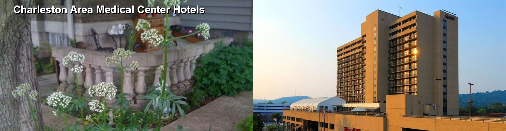 5 Best Hotels near Charleston Area Medical Center