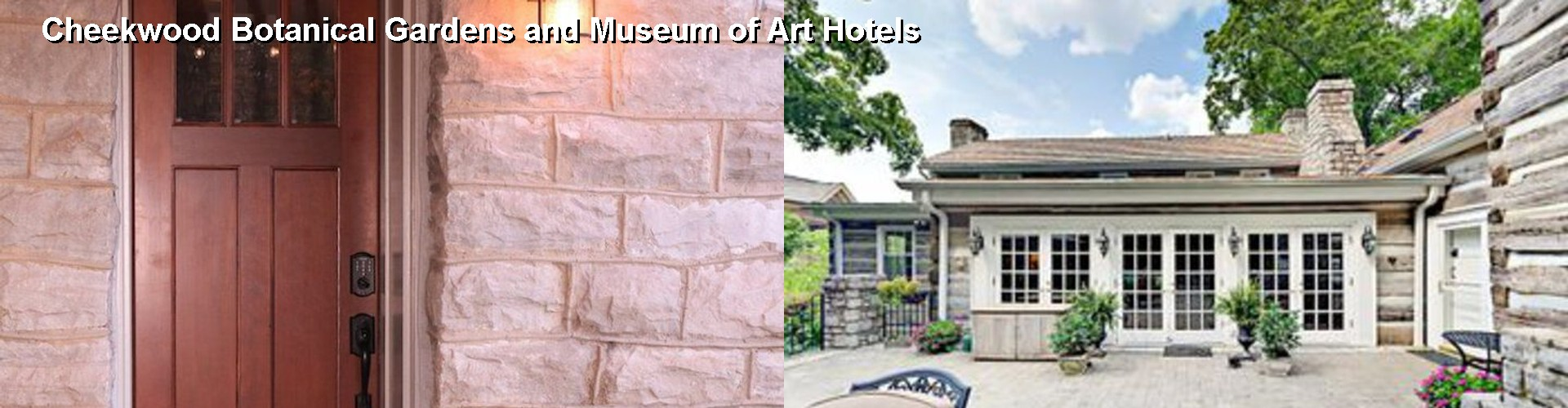 5 Best Hotels Near Cheekwood Botanical Gardens And Museum Of Art