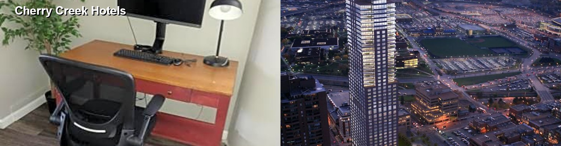 5 Best Hotels near Cherry Creek