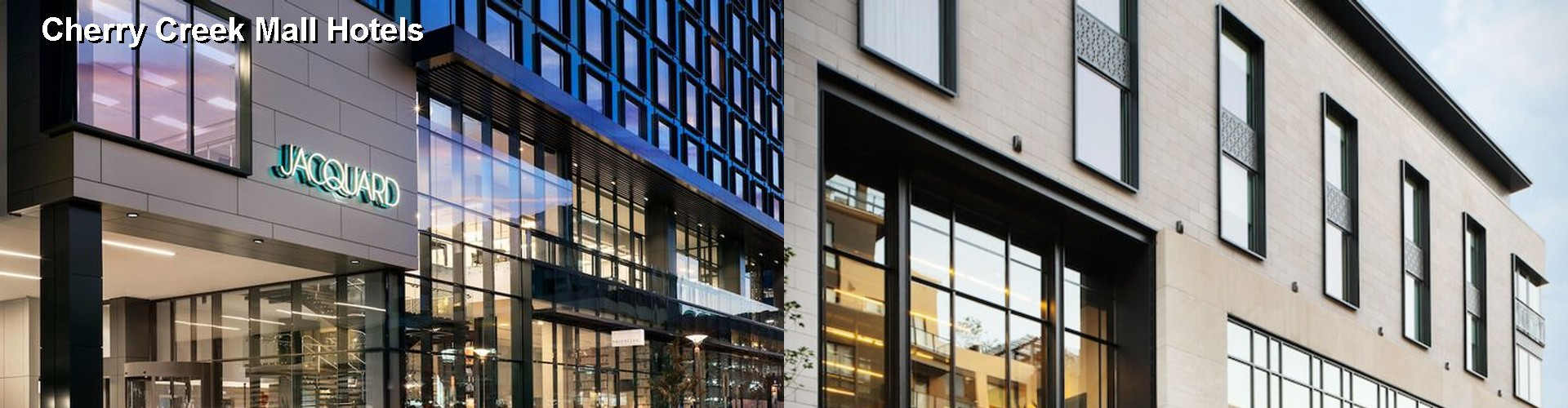5 Best Hotels Near Cherry Creek Mall