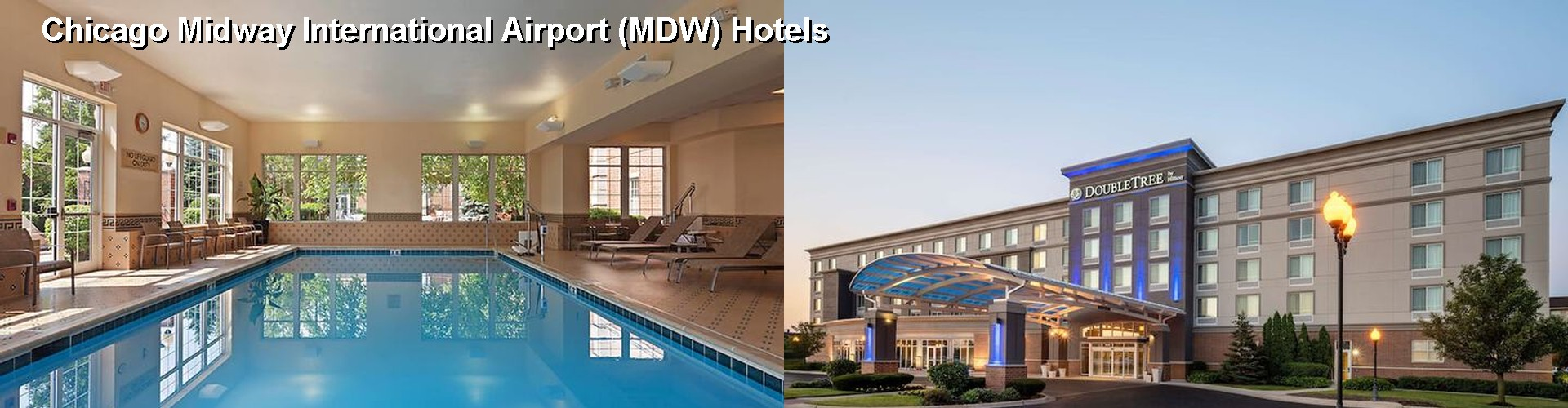 5 Best Hotels Near Chicago Midway International Airport Mdw