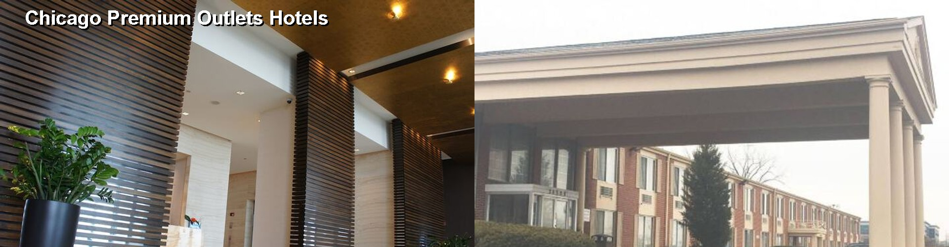 5 Best Hotels Near Chicago Premium Outlets