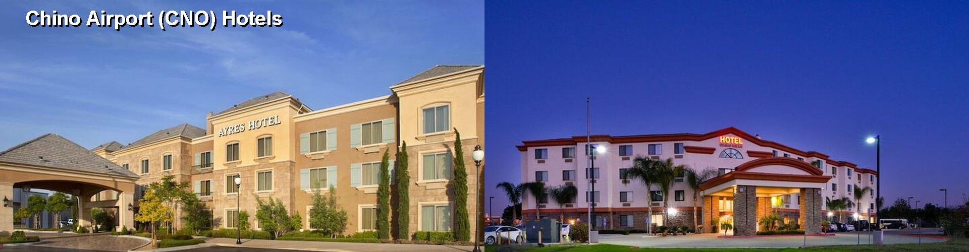 5 Best Hotels near Chino Airport (CNO)