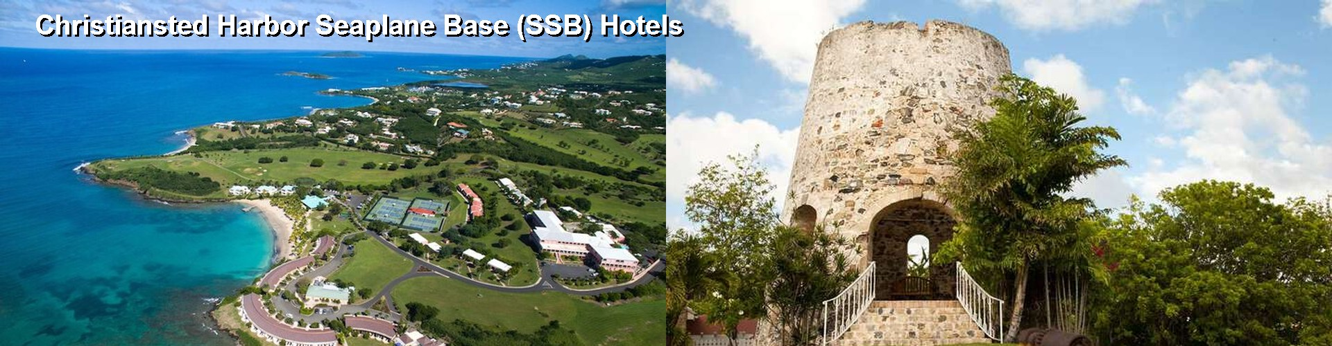 5 Best Hotels near Christiansted Harbor Seaplane Base (SSB)