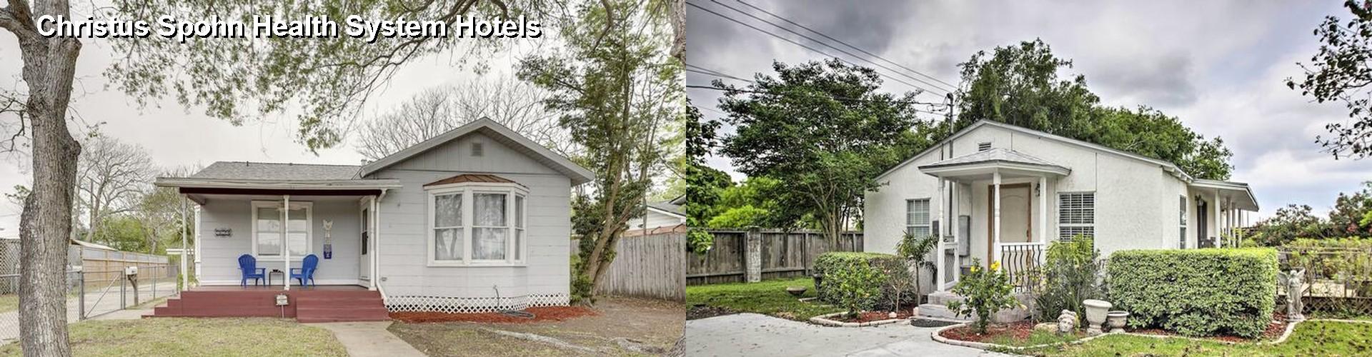5 Best Hotels Near Christus Spohn Health System