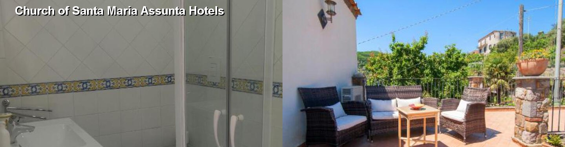 Closest Hotels Near Church Of Santa Maria Assunta In Positano
