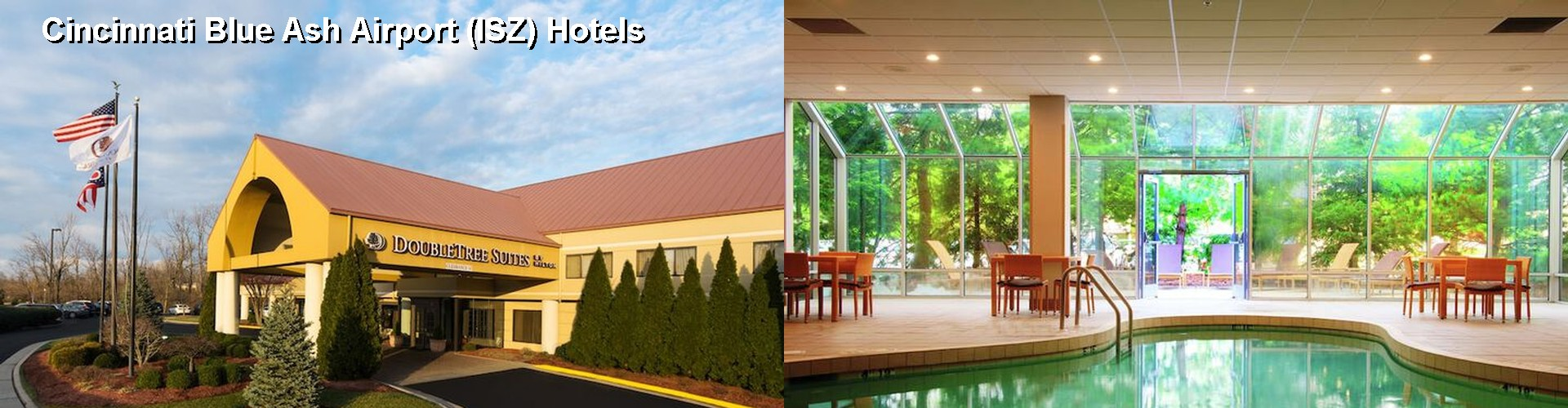 5 Best Hotels near Cincinnati Blue Ash Airport (ISZ)