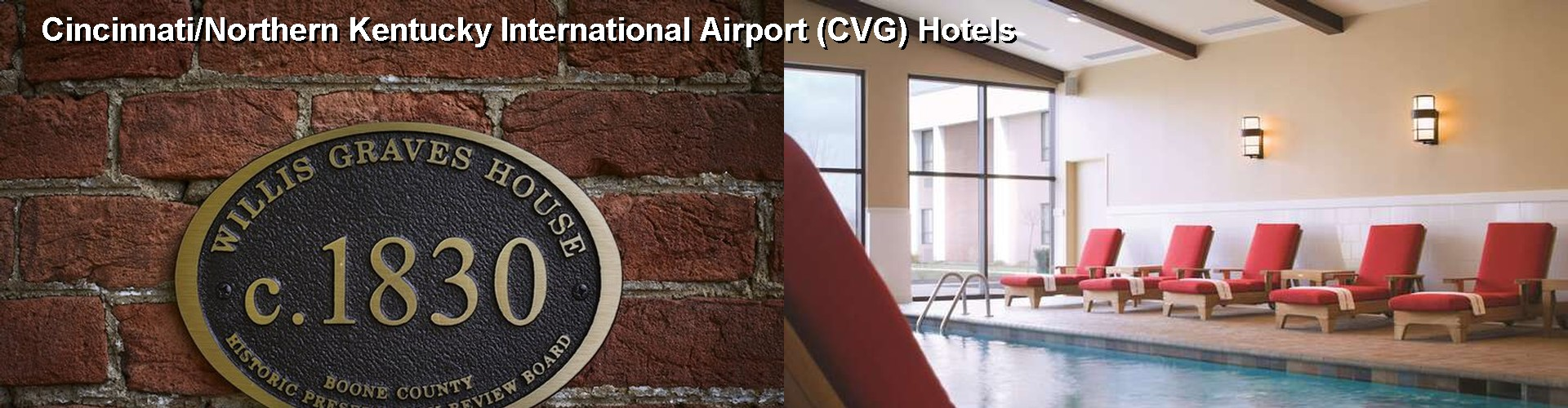 5 Best Hotels Near Cincinnati Northern Kentucky International Airport Cvg