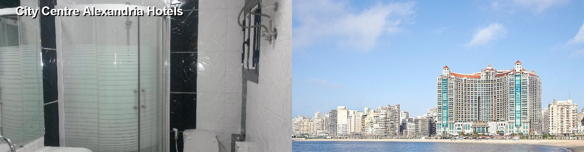 5 Best Hotels near City Centre Alexandria