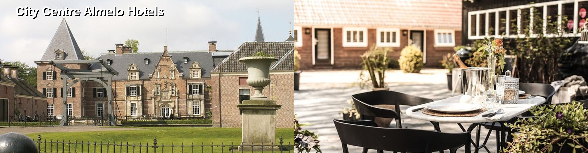 3 Best Hotels near City Centre Almelo