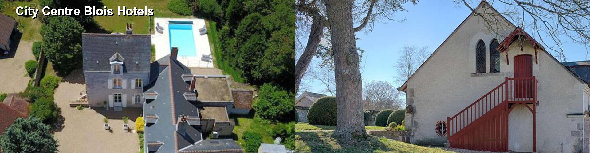 5 Best Hotels near City Centre Blois