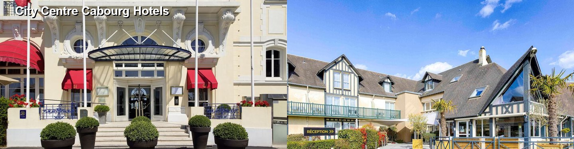5 Best Hotels near City Centre Cabourg