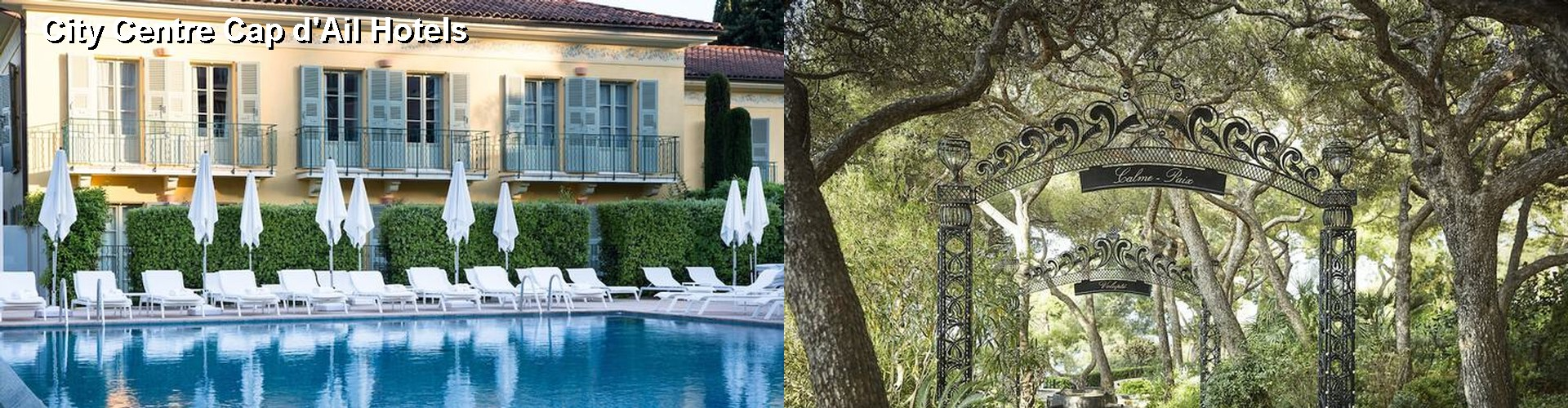 5 Best Hotels near City Centre Cap d'Ail