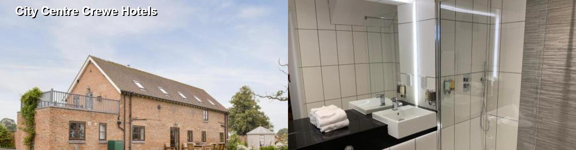 5 Best Hotels near City Centre Crewe