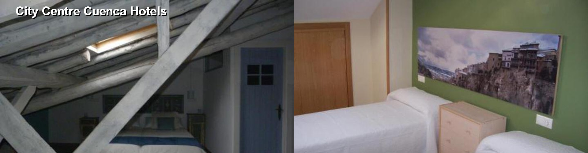 2 Best Hotels near City Centre Cuenca