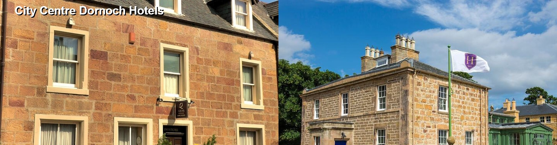5 Best Hotels near City Centre Dornoch
