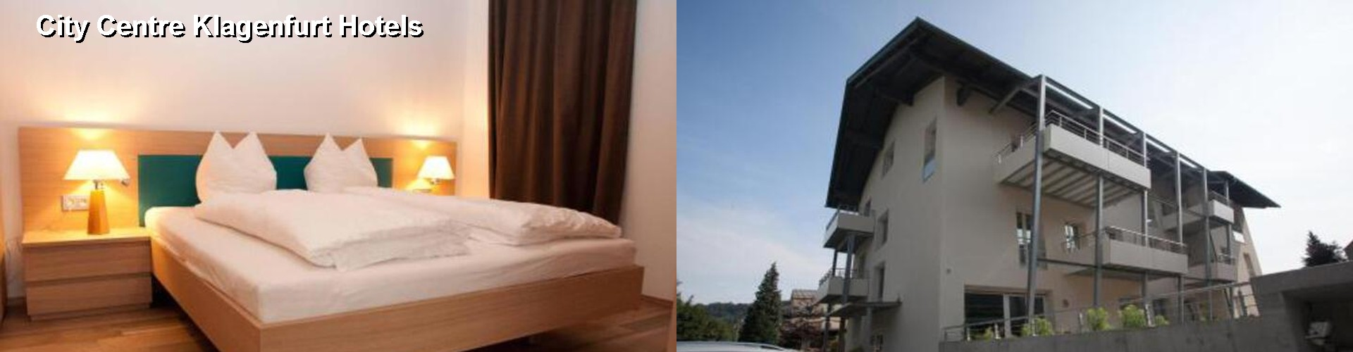 2 Best Hotels near City Centre Klagenfurt