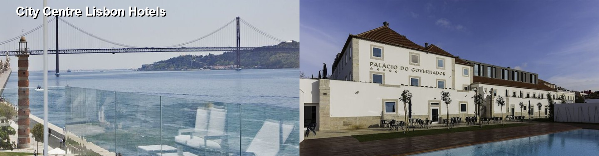 5 Best Hotels near City Centre Lisbon