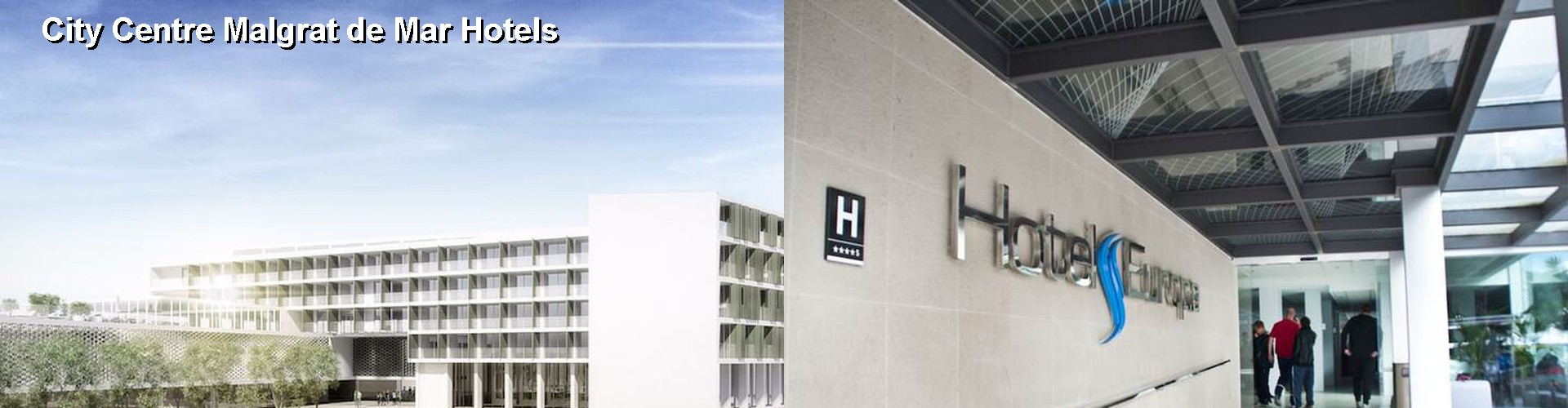 5 Best Hotels near City Centre Malgrat de Mar