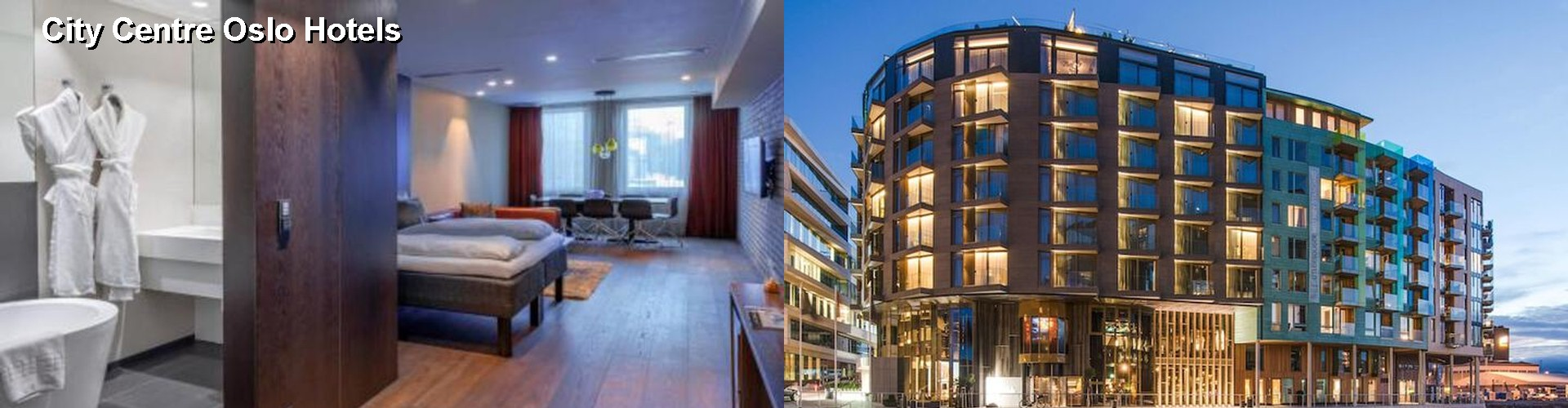 5 Best Hotels near City Centre Oslo