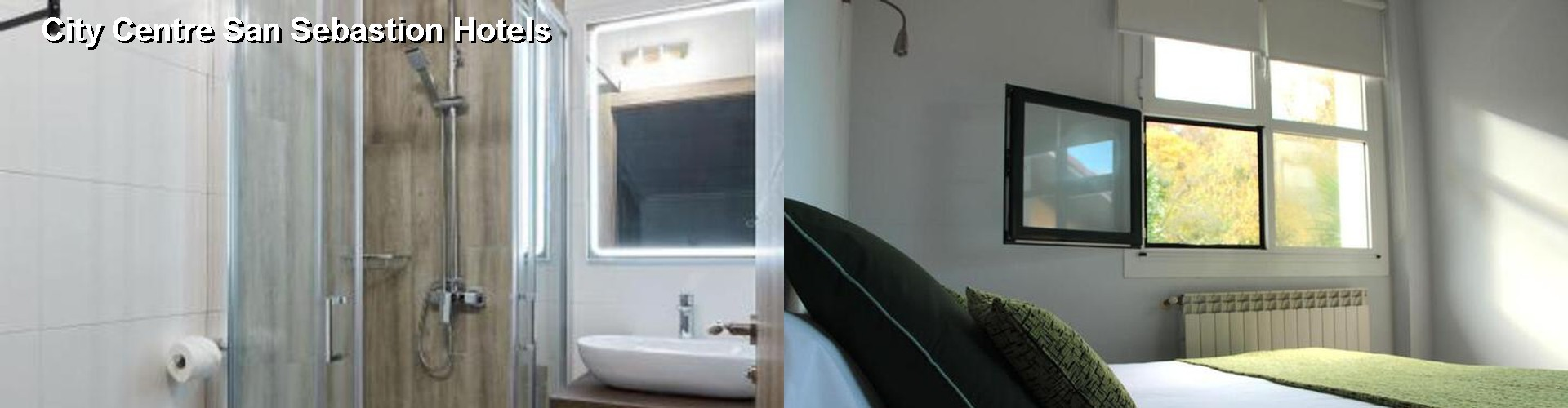 5 Best Hotels near City Centre San Sebastion