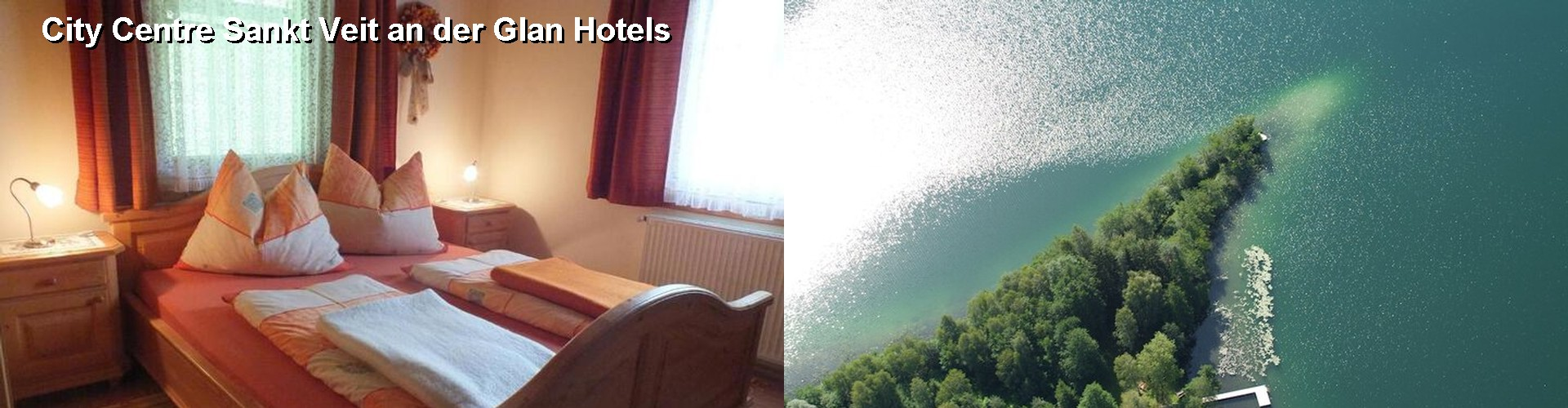 4 Best Hotels near City Centre Sankt Veit an der Glan