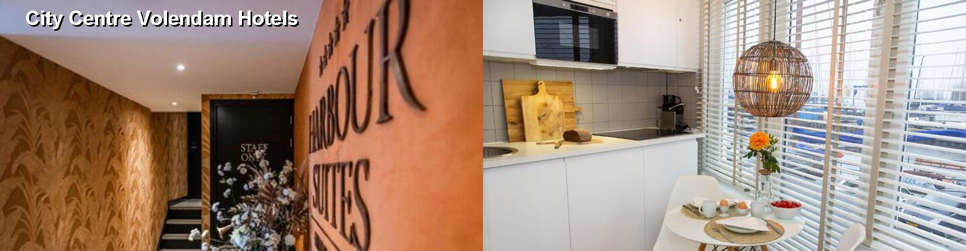 5 Best Hotels near City Centre Volendam