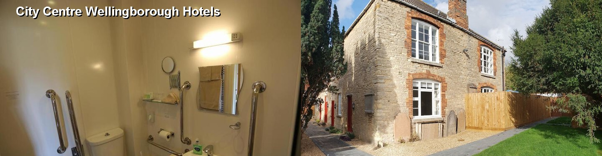 3 Best Hotels near City Centre Wellingborough