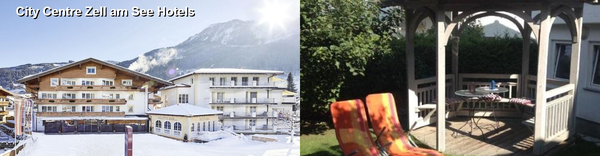 5 Best Hotels near City Centre Zell am See