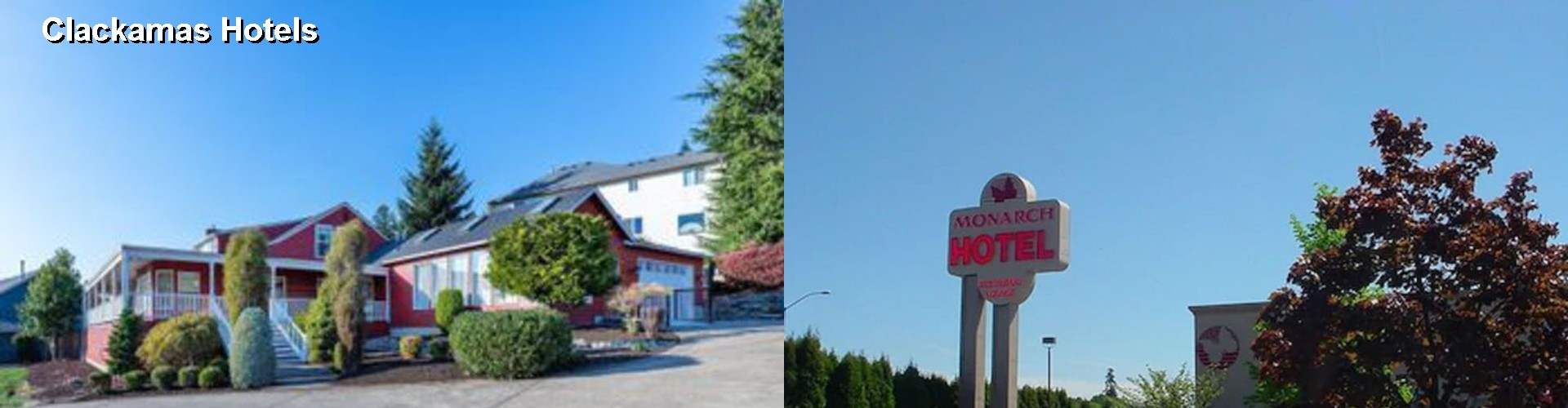 5 Best Hotels near Clackamas