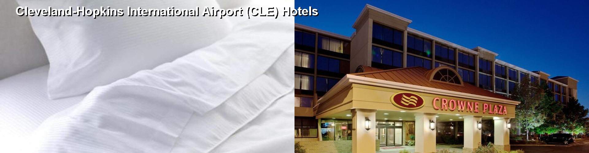 $40+ Hotels Near Cleveland Hopkins International Airport (CLE) OH ✈