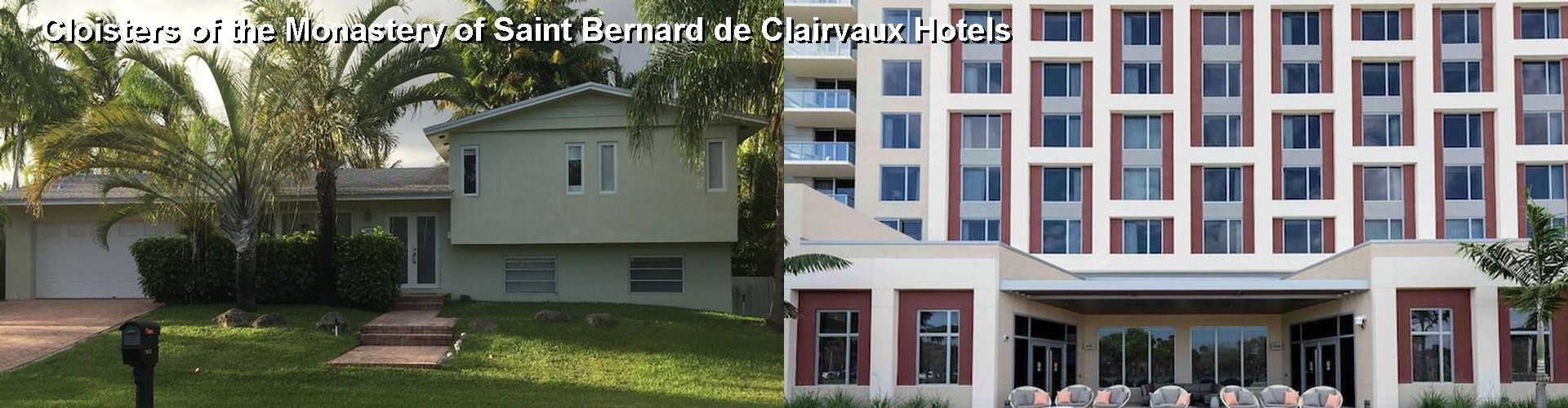 5 Best Hotels near Cloisters of the Monastery of Saint Bernard de Clairvaux