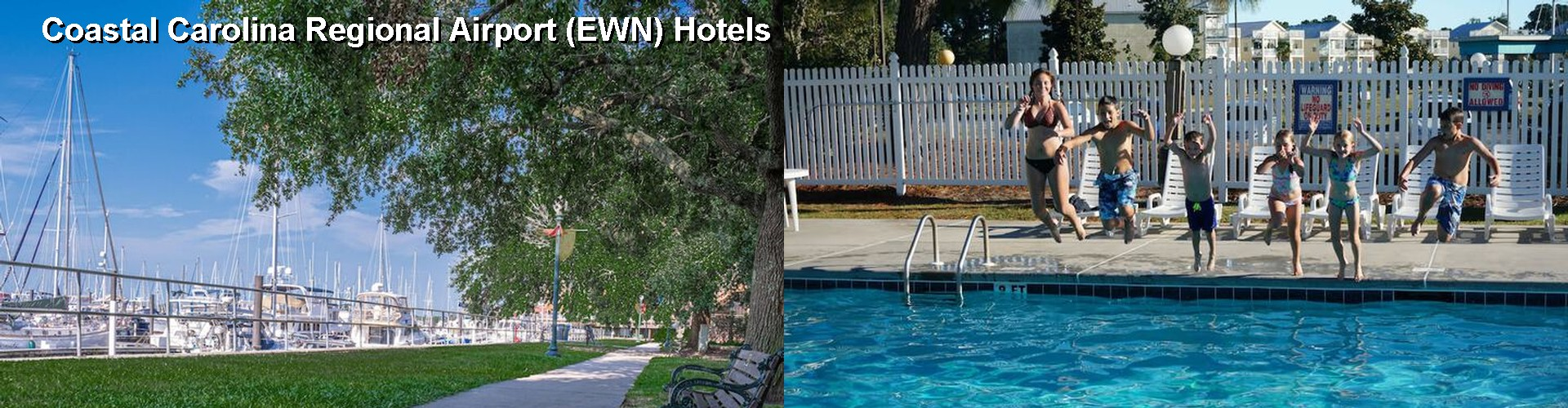 5 Best Hotels near Coastal Carolina Regional Airport (EWN)