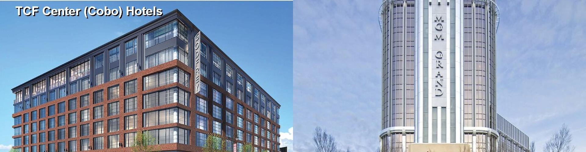 5 Best Hotels Near Cobo Center