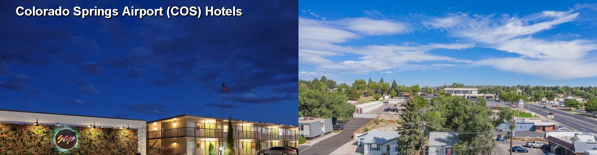 5 Best Hotels near Colorado Springs Airport (COS)