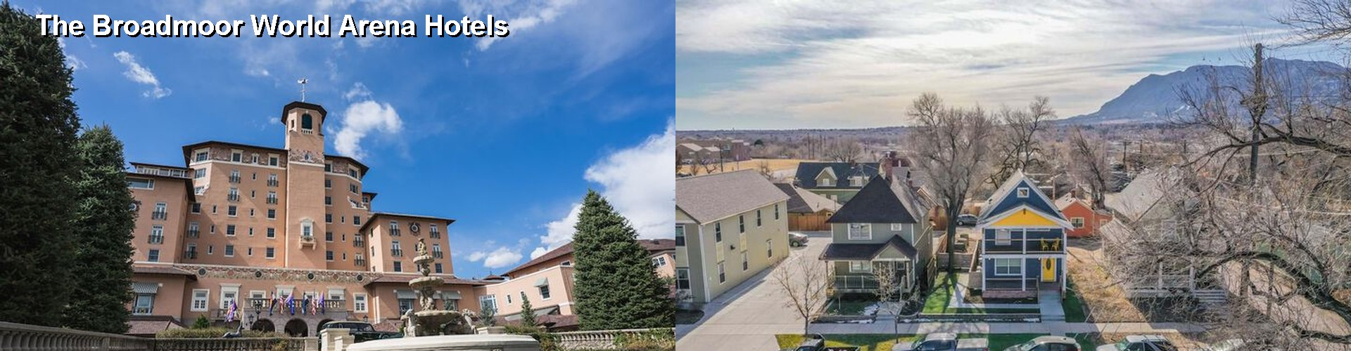 5 Best Hotels near Colorado Springs World Arena