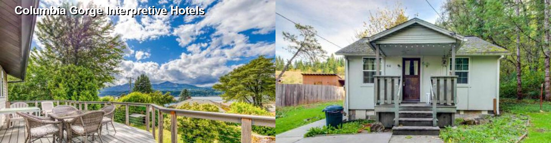 5 Best Hotels near Columbia Gorge Interpretive