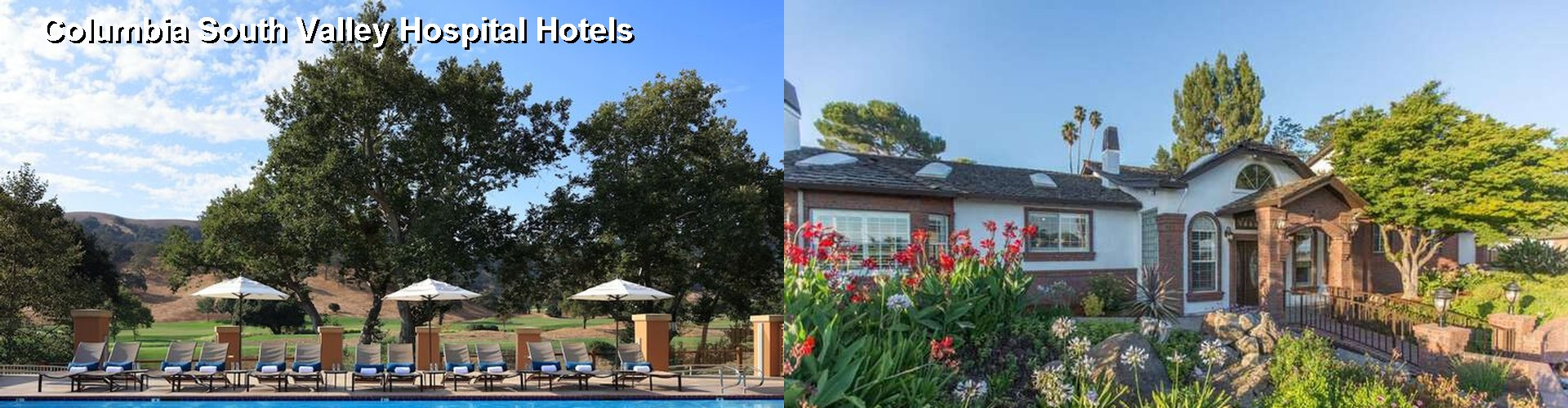 5 Best Hotels near Columbia South Valley Hospital