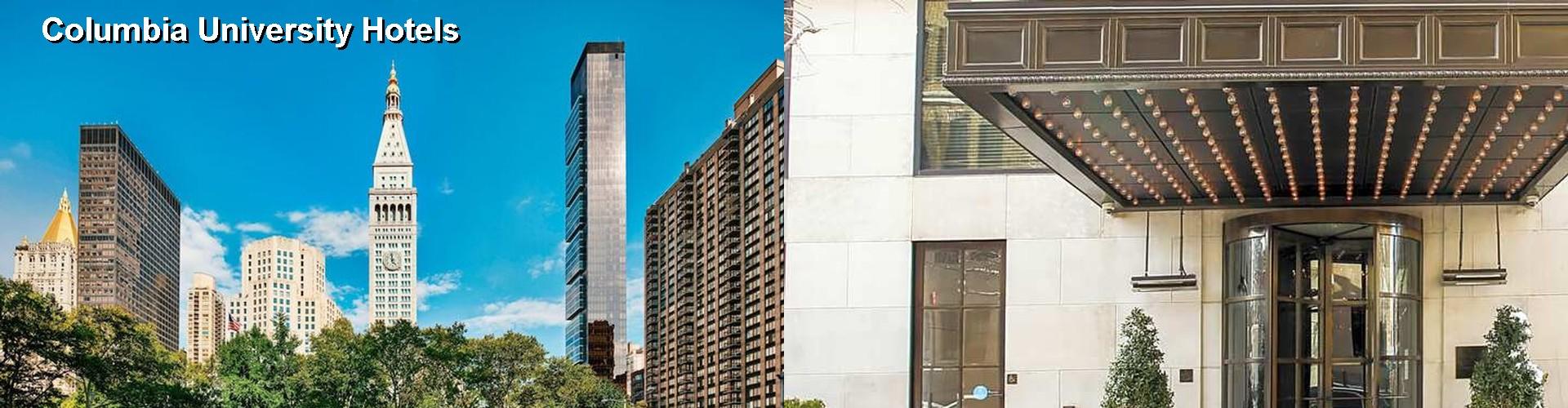 5 Best Hotels Near Columbia University