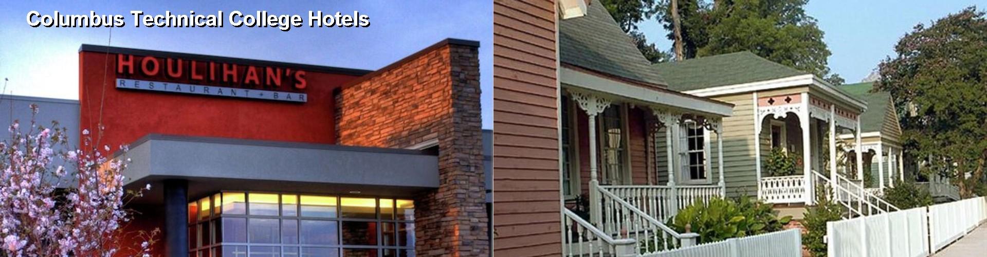 5 Best Hotels Near Columbus Technical College