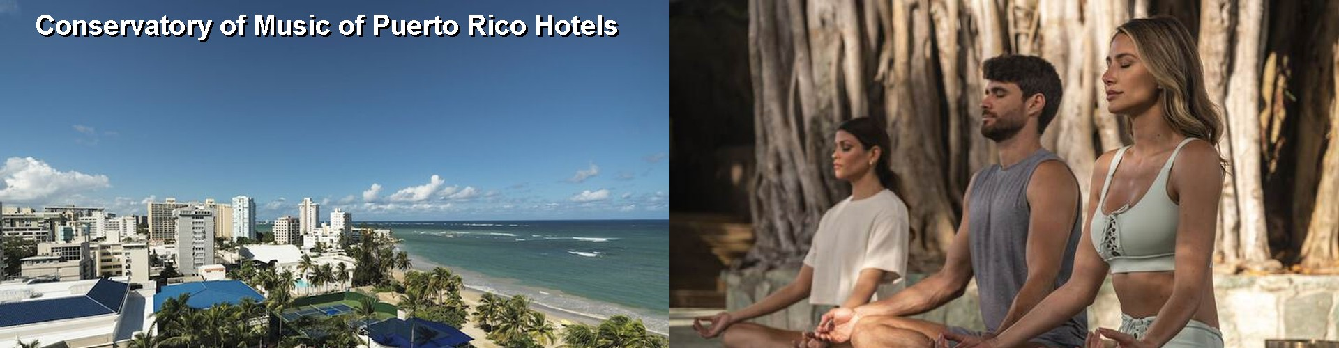 5 Best Hotels near Conservatory of Music of Puerto Rico