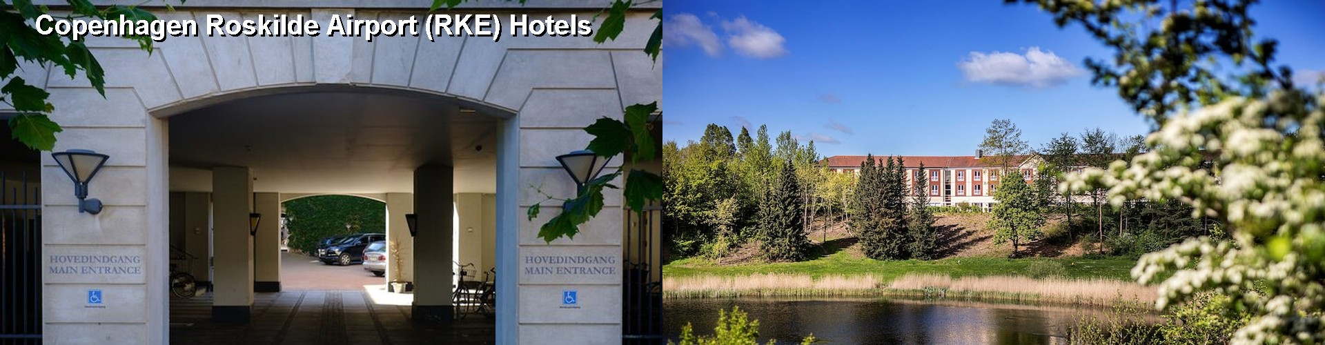 5 Best Hotels Near Copenhagen Roskilde Airport Rke