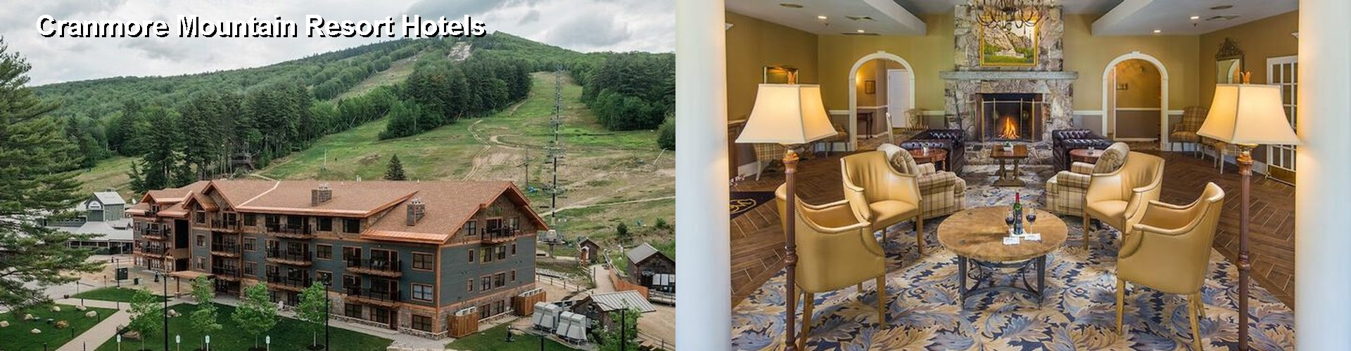 5 Best Hotels near Cranmore Mountain Resort