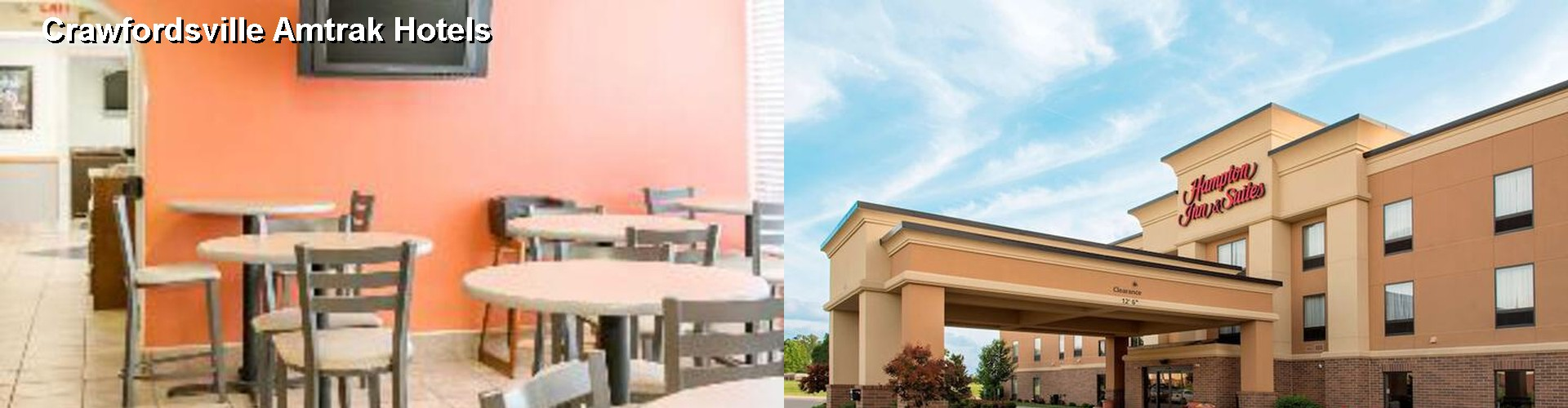 4 Best Hotels Near Crawfordsville Amtrak