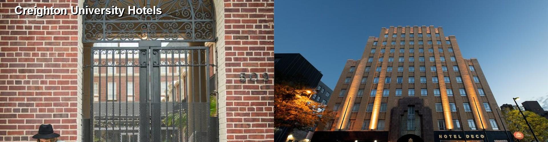 46 Hotels Near Creighton University in Omaha NE